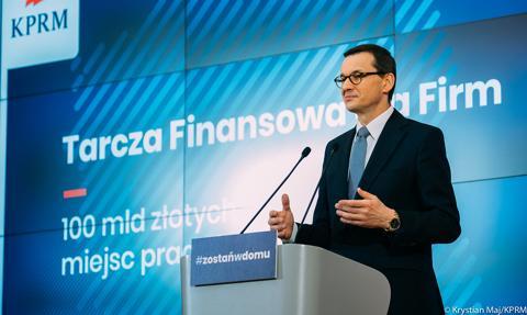 Premier: Tarcza 2.0 to nadzieja na szybki powrót do wzrostu po pandemii