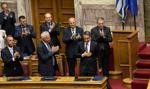 Konserwatywny grecki rząd otrzymał wotum zaufania