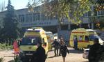 Co najmniej 19 zabitych, 52 rannych w ataku na szkołę na Krymie
