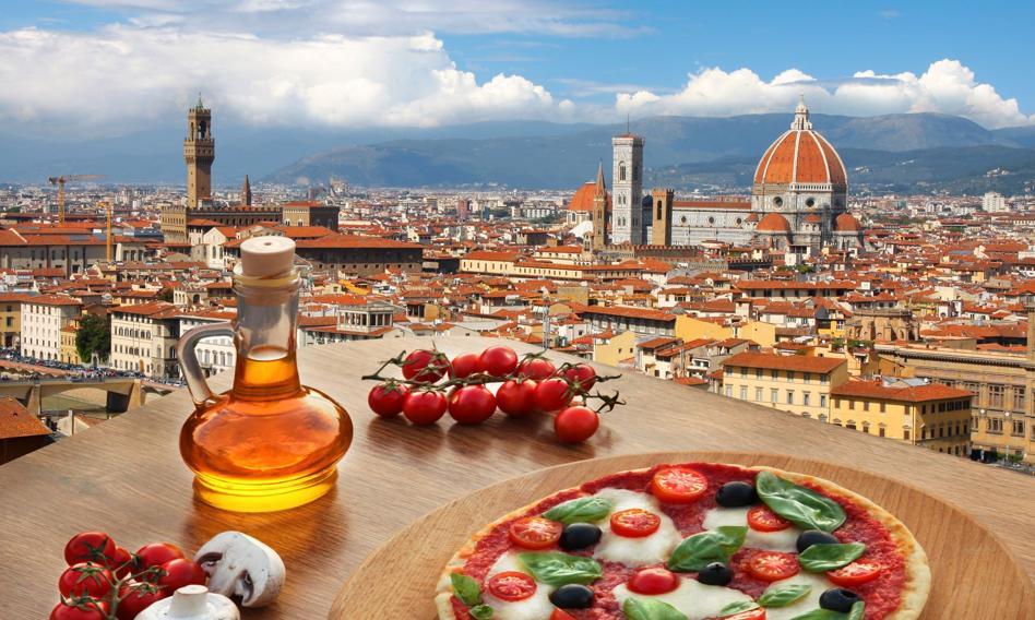 Podatek od jedzenia na wynos przez brudne chodniki? We Florencji padł taki pomysł