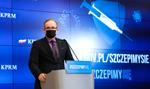 Niedzielski: 55-60 proc. Polaków jest odpornych na koronawirusa