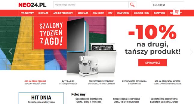 Wyciek danych klientów neo24.pl