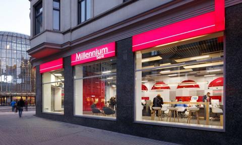 Bank Millennium ma zapłacić 48,6 mln zł składki na BFG