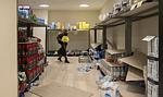 Włosi szturmują sklepy w związku z koronawirusem
