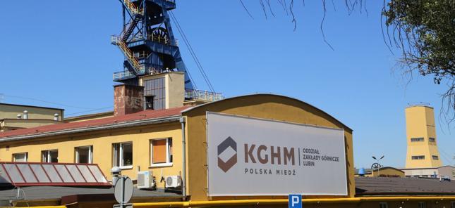 KGHM ma umowę ramową z China Minmetals Corp o wartości od 1,18 mld do 2,83 mld USD