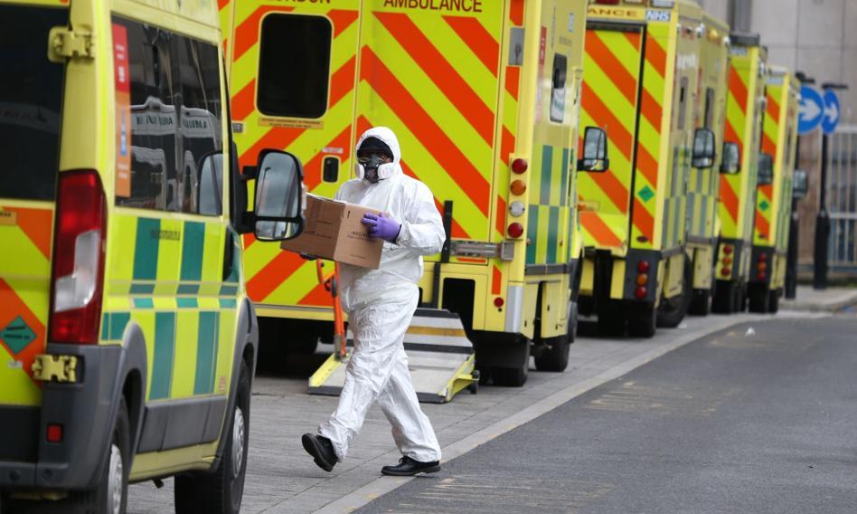 Szkocja i Irlandia Północna proszą Londyn o pomoc wojska w walce z pandemią