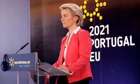 Szefowa KE: Porozumienie polityczne ws. paszportów szczepień możliwe do końca maja