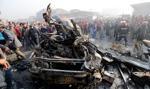 Silne eksplozje w Zielonej Strefie Iraku