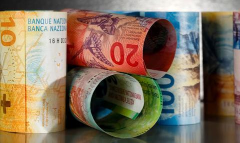 Kurs euro dotarł do 4,50 zł. Frank słabnie