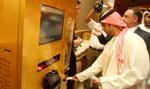Złoto z automatu podbija światowe rynki
