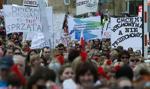 W Warszawie protest pracowników żłobków