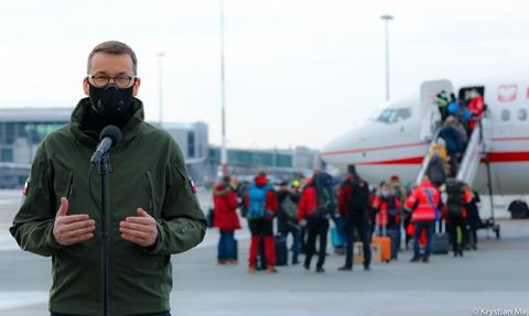 Polska chce pomóc w testowaniu Słowaków