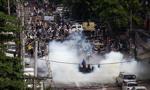Protesty w Birmie. Najkrwawszy dzień od przewrotu