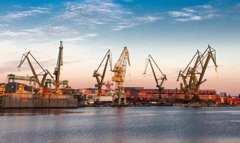 Port w Gdańsku zarobił 65 mln zł w 2020 roku