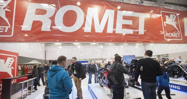 Modele Rometów nadal są najczęściej rejestrowanymi nowymi motocyklami w Polsce