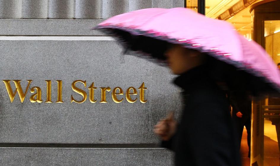 Spadki na Wall Street, dolar w odwrocie