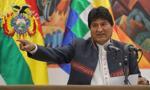 Morales: W ciągu roku wrócę do Boliwii
