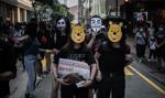 Chińskie państwowe media wzywają do twardszej postawy wobec Hongkongu