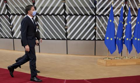 Rząd Holandii podał się do dymisji w związku z aferą dotyczącą urzędu skarbowego