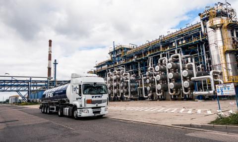 Trans Polonia ma umowę zakupu belgijskiej spółki transportowej J. Deckers za 1 mln euro