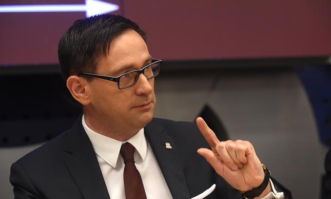 Prezes PKN Orlen Daniel Obajtek.