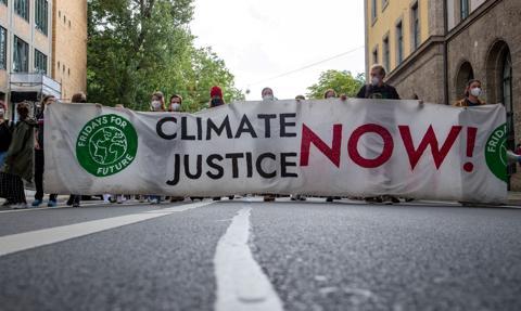 Strajk głodowy młodzieży w Niemczech. Chcą od polityków działań ws. zmian klimatu