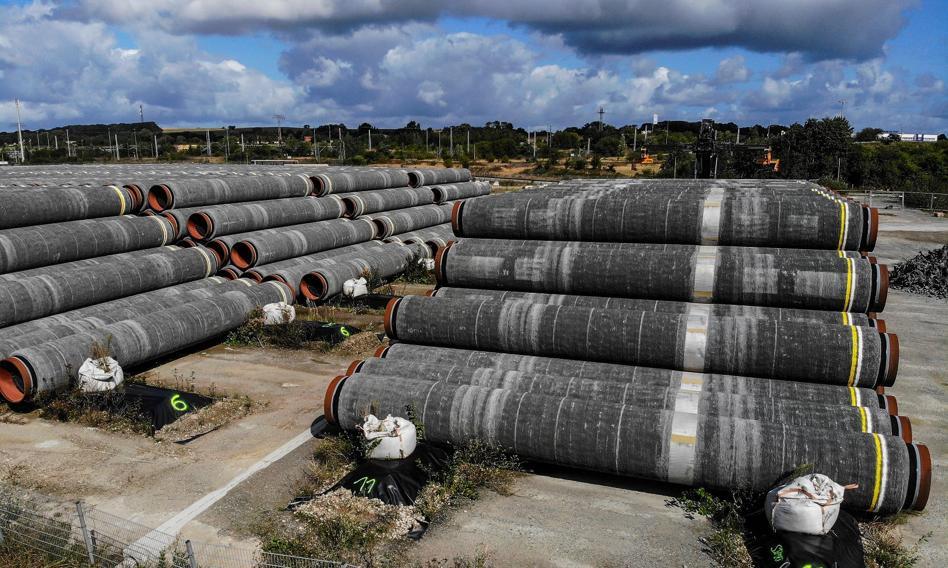 Izba Reprezentantów USA chce zablokować Nord Stream 2. Przyjęła ustawę o zacieśnieniu sankcji