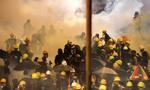 Kolejne brutalne starcia w Hongkongu, policja strzelała gumowymi kulami