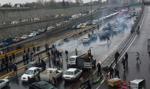 Protesty w kilku miastach po podwyżce cen benzyny w Iranie