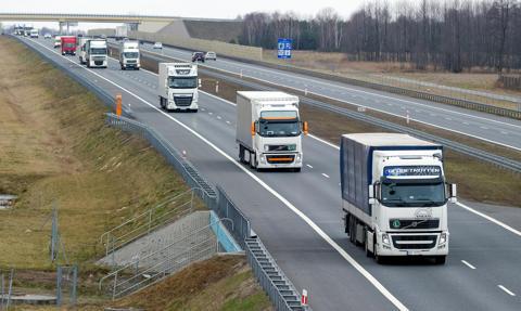 Potężny wzrost eksportu z Polski doNiemiec