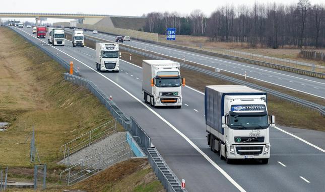 We wtorek drożeje przejazd autostradą A2 między Nowym Tomyślem a Koninem
