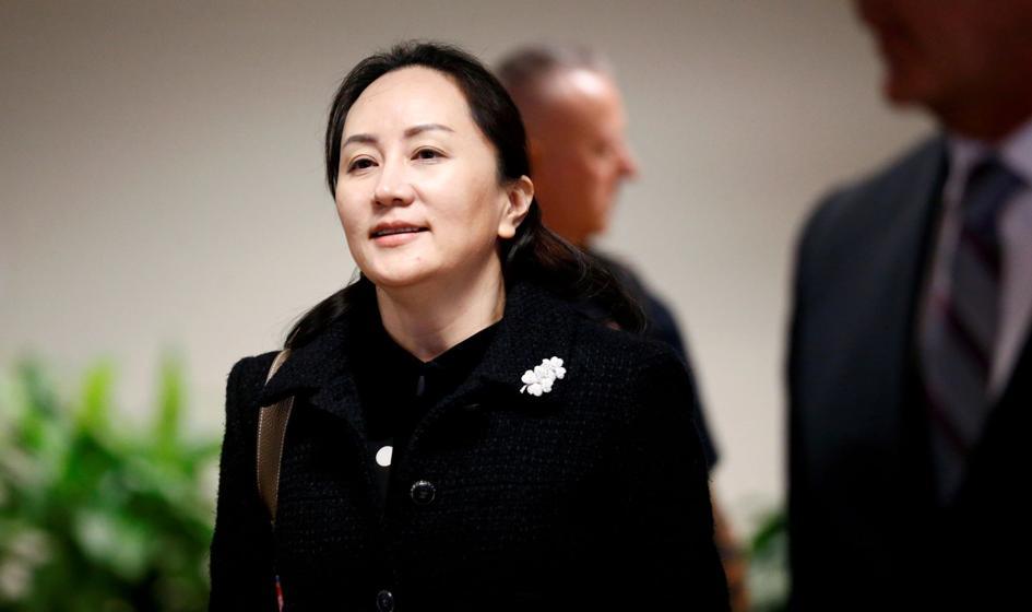Koniec postępowania ekstradycyjnego wiceprezes Huawei. Odleciała do Chin