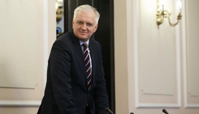 Jarosław Gowin przeprosił Dominikę i Sebastiana Kulczyków za słowa o śmierci ich ojca
