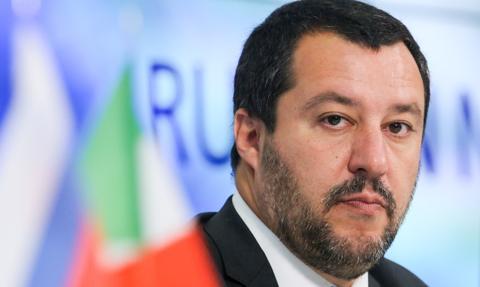 Postępowanie w sprawie Salviniego odroczone do listopada