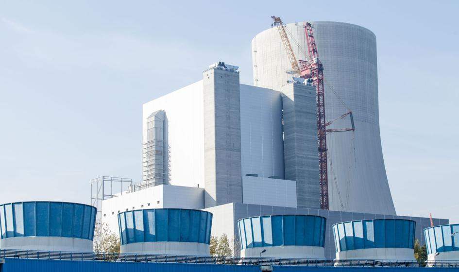 Enea rozmawia z bankami nt. finansowania budowy bloków gazowych w Kozienicach