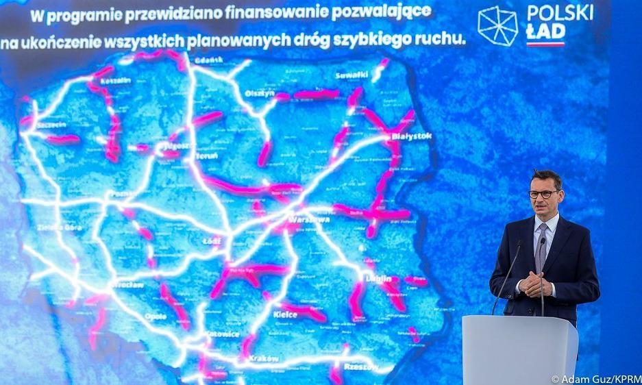 Premier otworzył kolejny odcinek Via Baltica