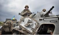 Ukraina: Dwaj oficerowie wysadzili się w powietrze, zabijając 12 Rosjan