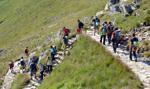 Rekordowa frekwencja w Tatrach podczas wakacji
