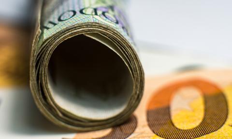 Kurs euro znowu w górę. Linia 4,60 zł jeszcze się trzyma