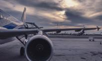 Wskaźniki paliwa na niektórych lotniskach w USA zbliżają się do zera